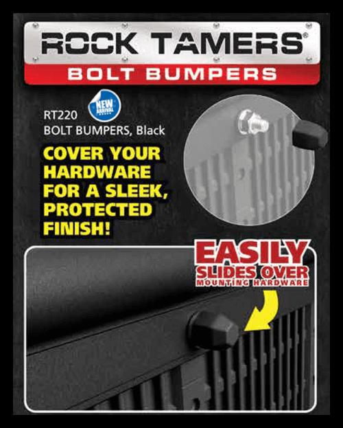 Rock Tamers Bolt Bumpers - RT220 rock tamers bolt bumpers n