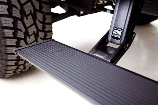 AMP Research PowerStep Xtreme Electric Running Boards Plug N Play System - 78240 01a p04 hr 13