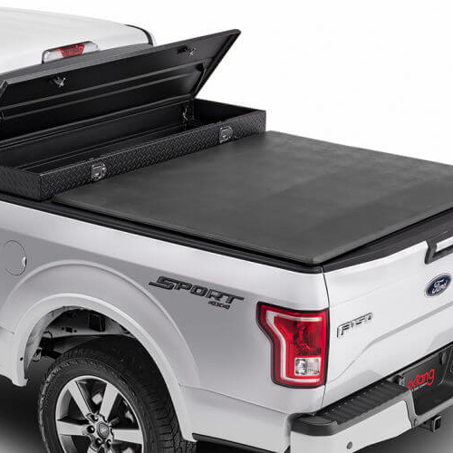 """Extang Trifecta 2.0 Toolbox Tonneau Cover - Nissan 8'2"""" without Utili-Track System"""
