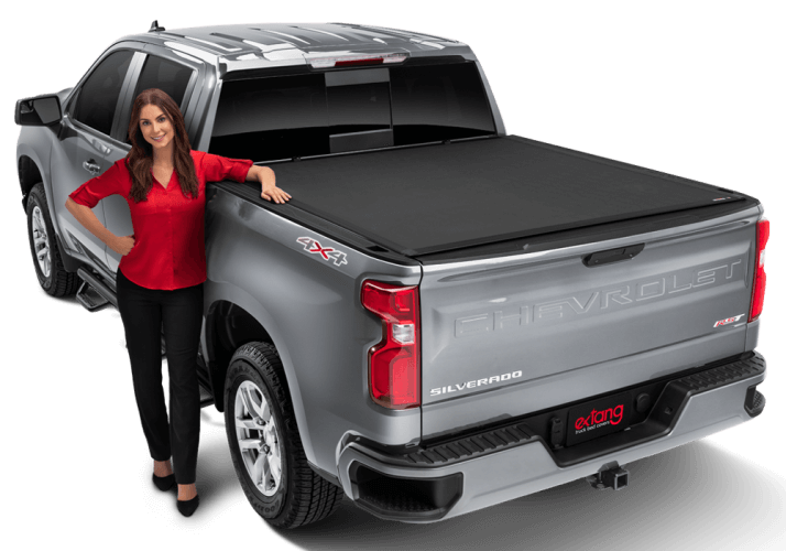 Extang Xceed Tonneau Cover - Nissan 6' with Factory Bed Rail Caps